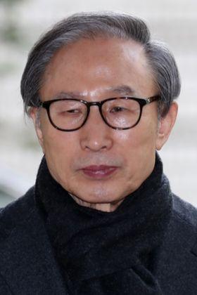Lee Myung-bak [YONHAP]