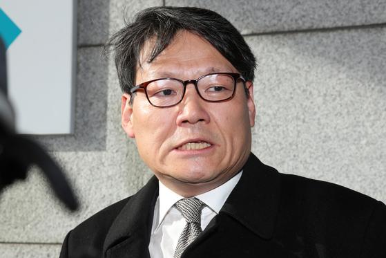 Lee Kwang-cheol, presidential secretary for civil affairs.  [YONHAP]