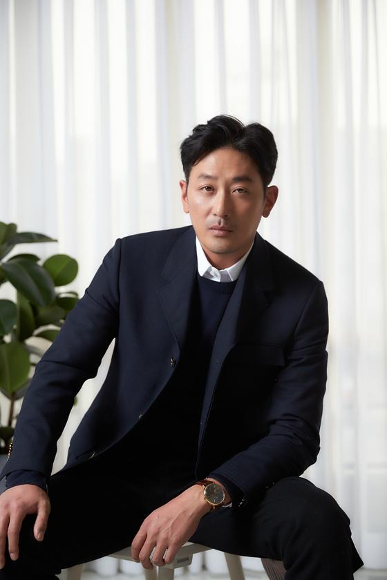 Actor Ha Jung-woo [CJ ENTERTAINMENT]