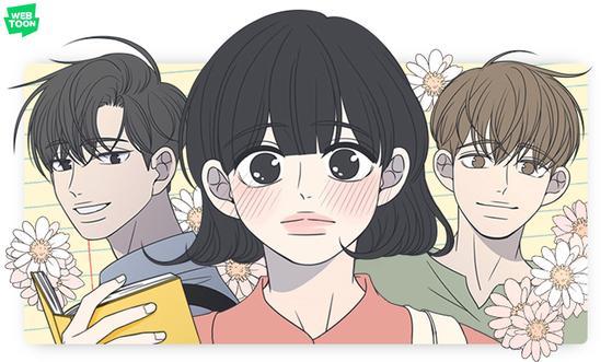 Naver Webtoon series ″Romance 101″ by Namsoo [NAVER WEBTOON]