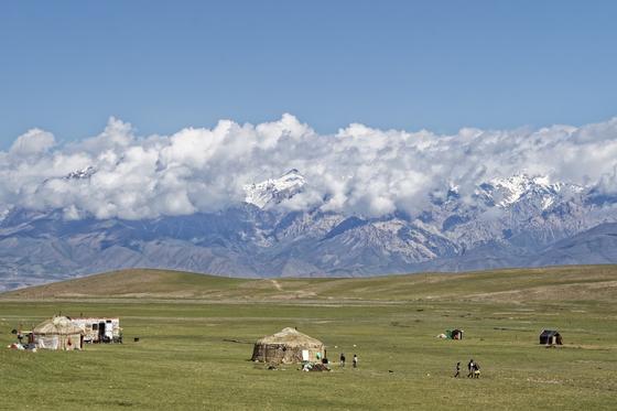 Boz uy in Kyrgyzstan. [PIXABAY]