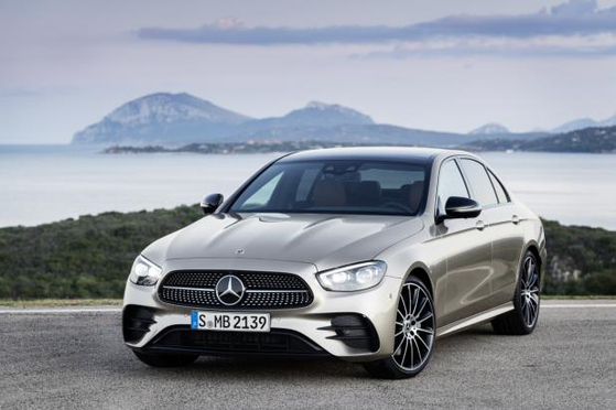 Mercedes-Benz's E-Class was the bestselling model in Korea's imported car market this year as of June. [MERCEDES-BENZ KOREA]