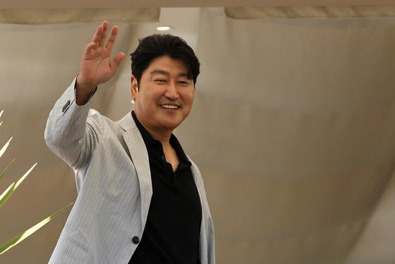 Actor Song Kang-ho [EPA/YONHAP]