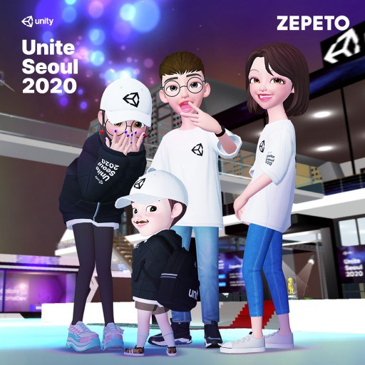 Naver's Zepeto was created using Zepeto [UNITY KOREA]