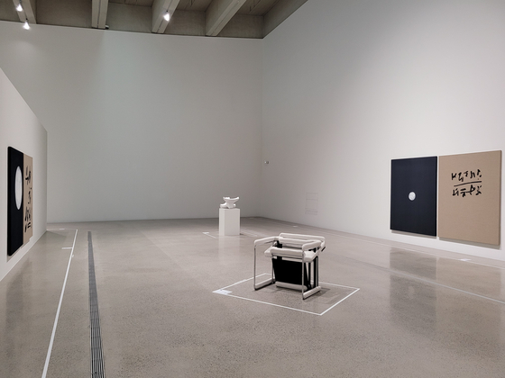 MThe solo show of Ryan Gander at Space K in Magok, western Seoul [MOON SO-YOUNG]