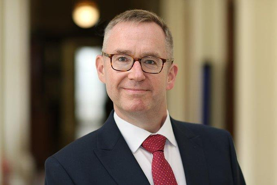 Colin James Crooks, British ambassador to North Korea, has been appointed to South Korea, the British government announced Tuesday. Crooks is scheduled to begin his tenure in Seoul in early 2022. [YONHAP]
