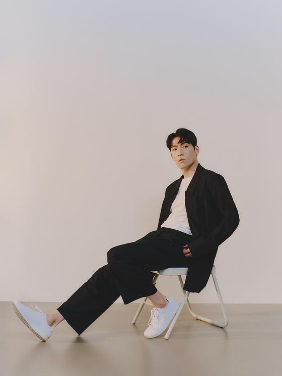 Singer John Park [MUSIC FARM]
