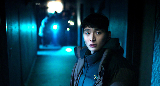 A scene from Jeong Jin-woon's upcoming film [GLOWFLY PICTURES]