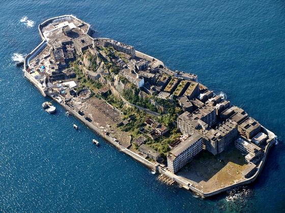 Hashima Island. [JOONGANG PHOTO]