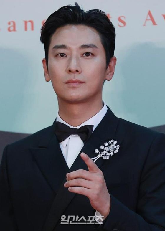 Actor Ju Ji-hoon [ILGAN SPORTS]