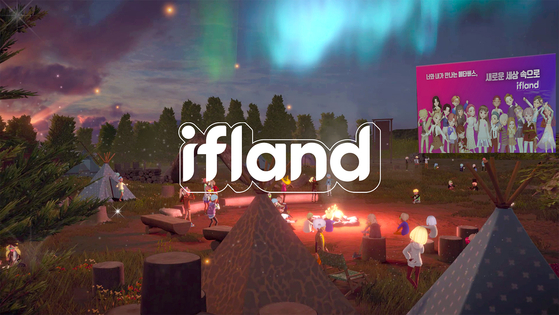 SK Telecom's new metaverse platform ifland launched on July 14. [SK TELECOM]