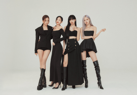 Girl group Blackpink [ILGAN SPORTS]