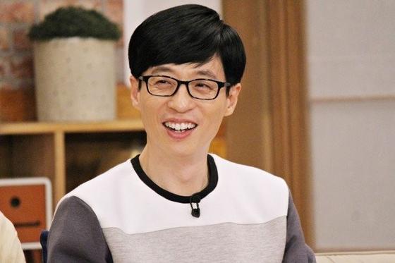 Entertainer Yoo Jae-suk [KBS]