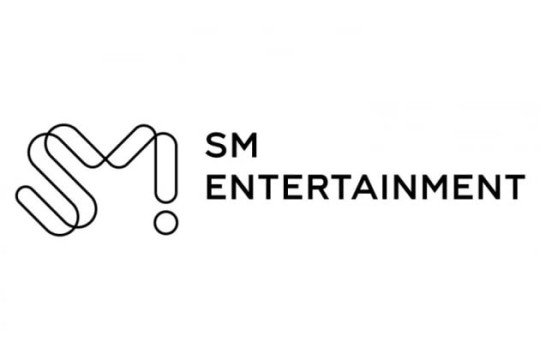 The logo of SM Entertainment [SM ENTERTAINMENT]