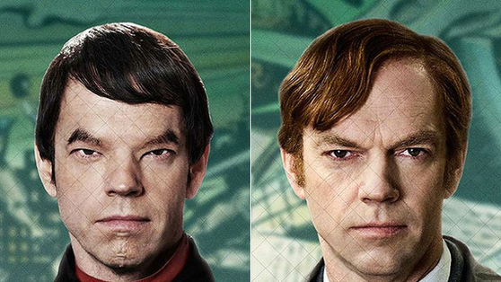 """English actor Hugo Weaving is one of the white characters who is transformed into a character of Asian heritage in the 2013 Hollywood film """"Cloud Atlas."""" [WARNER BROS PICTURES]"""