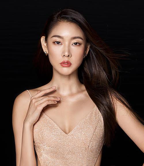 Model Han Hye-jin [ILGAN SPORTS]