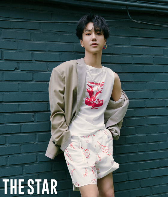 Yesung, a member of K-pop boy band Super Junior [THE STAR]