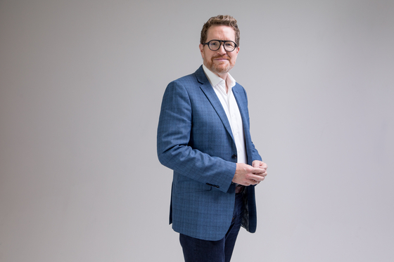 Robert Mankin, partner in charge of workplace design at NBBJ [NBBJ]