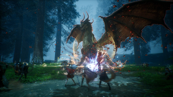Screen shots from Kakao Games' latest massively multiplayer online role-playing game (Mmorpg) game Odin [KAKAO GAMES]
