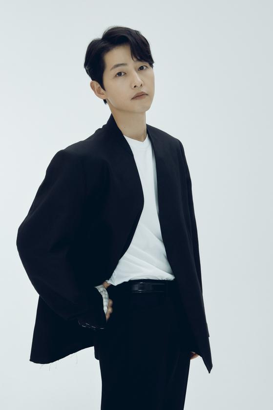 Actor Song Joong-ki [HISTORY D&C]