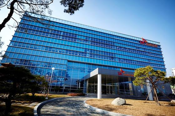 SK Material's headquarters in Yeongju, North Gyeongsang [SK MATERIALS]