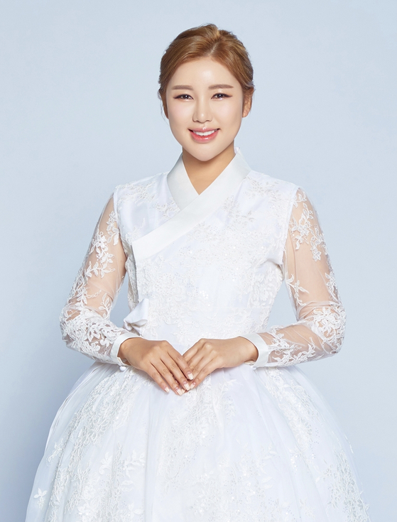 """Trot singer Song Ga-in will serve as one of the judges on JTBC's upcoming show """"Punglyu Daejang - Battle of the Hip Traditional Singers"""" (translated). [SONG GA-IN]"""