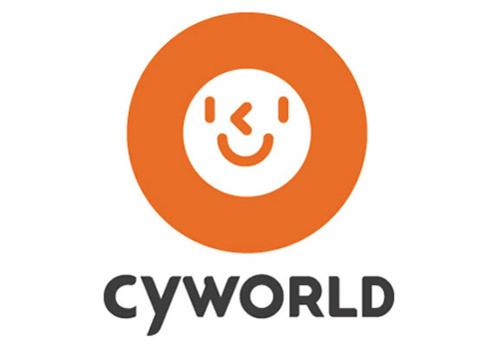 Cyworld's logo [CYWORLD]