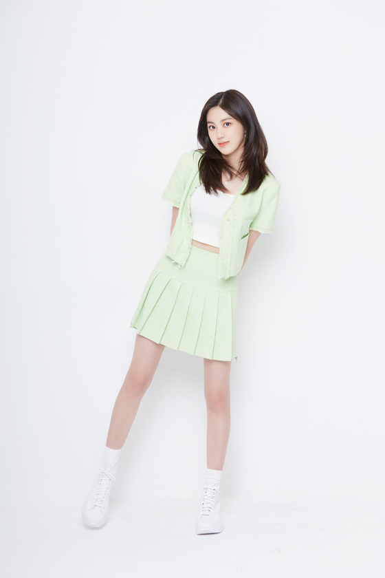 Kwon is a member of girl group CLC. [CUBE ENTERTAINMENT]