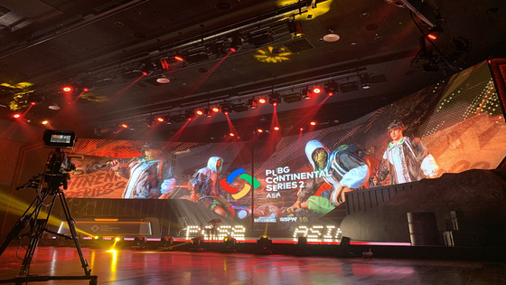 VSPN Korea has produced a number of inter-Asian esports tournaments in the past. [VSPN KOREA]