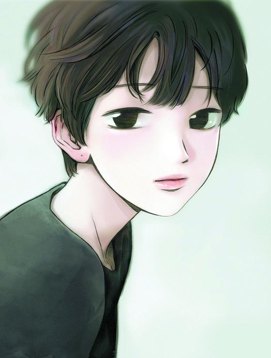 Gyeong, who is the main character of ″The History of Seong Gyeong″ [YLAB]