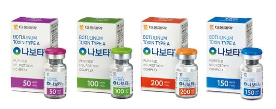Daewoong Pharmaceutical's Nabota. [DAEWOONG PHARMACEUTICAL]