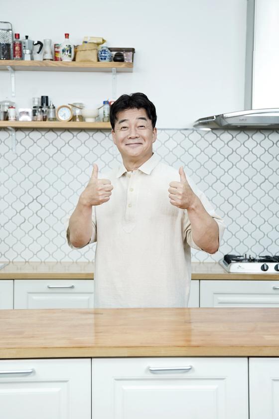 Food and beverage entrepreneur Baek Jong-won [ILGAN SPORTS]