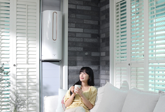 Paseco's third generation window air conditioner [PASECO]