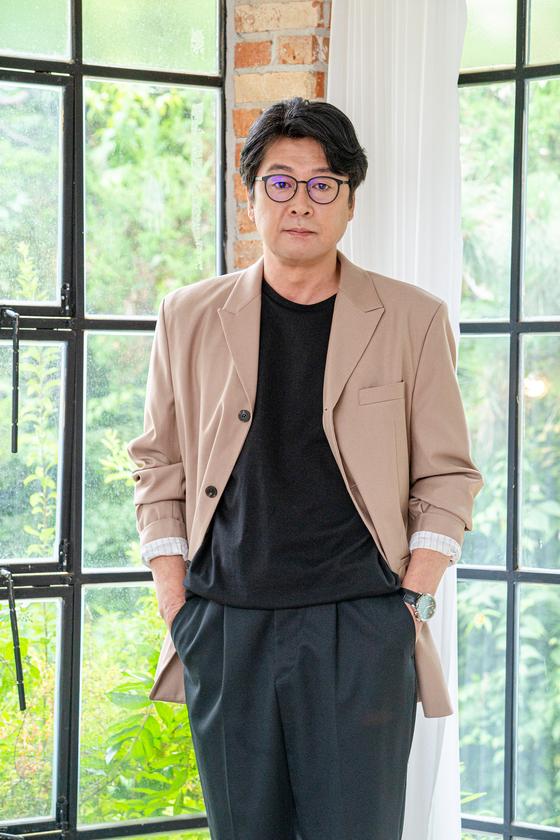 Actor Kim Yoon-seok [LOTTE ENTERTAINMENT]