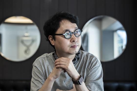 Singer-songwriter Kwon Tae-un [KWON HYUK-JAE]
