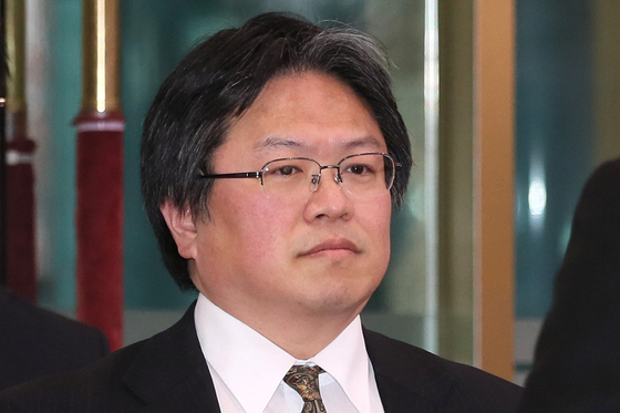 Hirohisa Soma, deputy chief of mission at the Japanese Embassy in Seoul