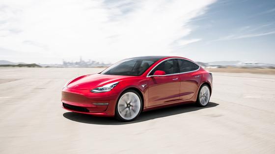 Tesla's Model 3 [TESLA KOREA]