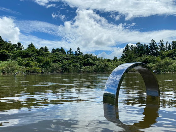 Various art projects will be installed along the walking trail. [JEJU WORLD NATURAL HERITAGE CENTER]