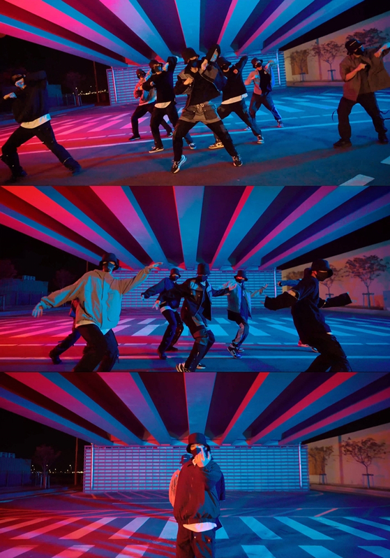 Upcoming boy band tentatively named Inter Boys. [INTERPARK MUSIC PLUS]