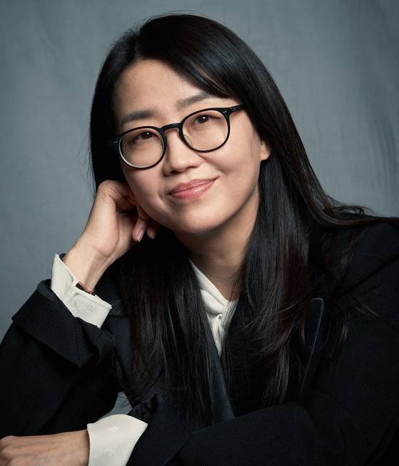 Writer Kim Eun-hee [NETFLIX]