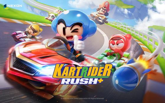 Nexon's racing game KartRider [NEXON]