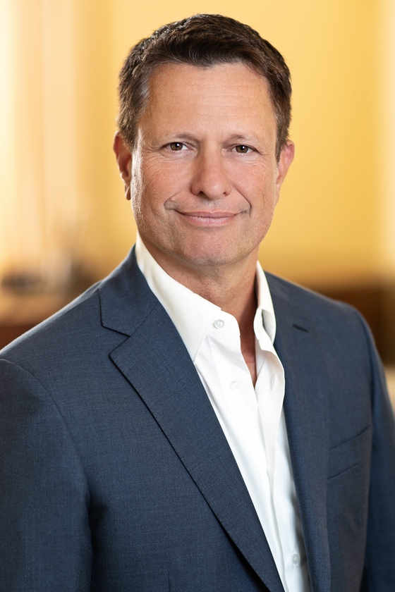 Nick Van Dyk, the new senior vice president of Nexon and leader of the film and television division [NEXON]