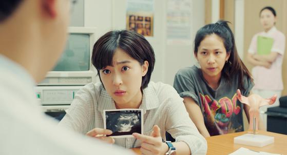 A scene from ″Ten Months″ [GREEN NARAE MEDIA]