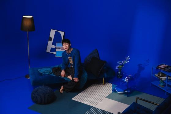 Singer-songwriter and producer Shaun [WARNER MUSIC KOREA]