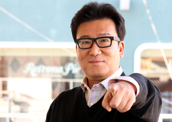 Director Yoon Je-kyun [JOONGANG ILBO]