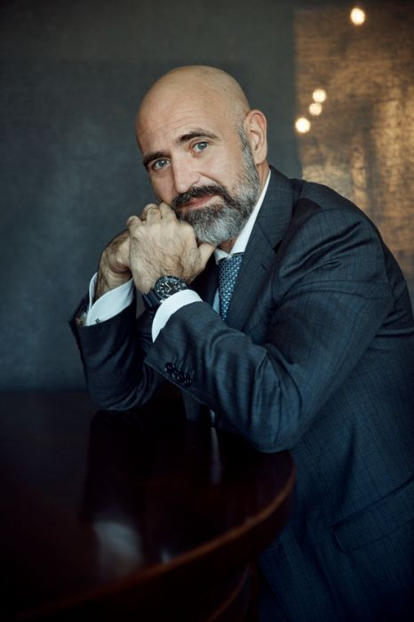 Marc A. Hayek, president and CEO of Blancpain. [BLANCPAIN]