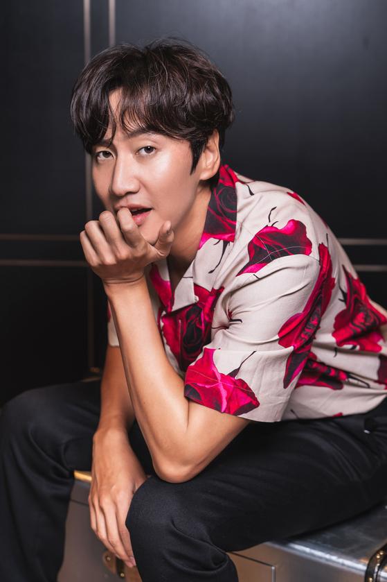 Actor Lee Kwang-soo [SHOWBOX]