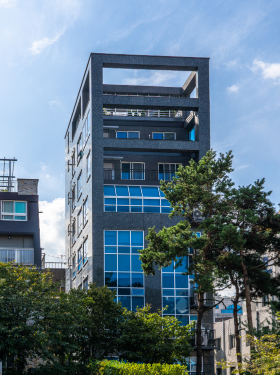 The first building to be listed on Kasa Korea's platform, in Yeoksam-dong, southern Seoul [KASA KOREA]