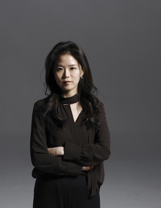 London-based Korean artist Yiyun Kang [PKM GALLERY]