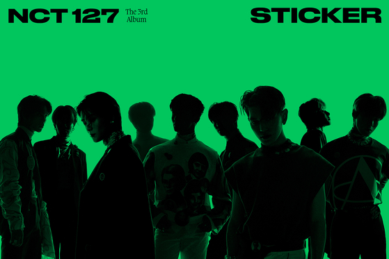 Boy band NCT 127 releases its new album titled ″Sticker″ on Sept. 17. [SM ENTERTAINMENT]